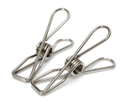 Stainless Steel Infinity Clothes Pegs 100 Pack 2