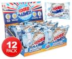 12 x Cookie Madness Coconut Frost Monster Protein Cookies 106g 1