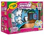 Crayola Scribble Scrubbies Safari Tub Set 2