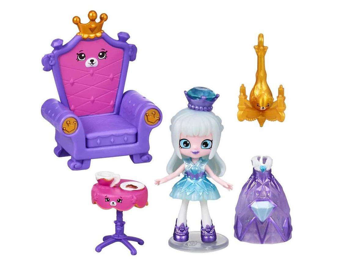 Shopkins Happy Places Royal Trends Castle Playset Catch