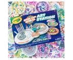 Crayola Spin & Spiral Art Station 6