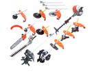 4-STROKE Chainsaw Hedge Trimmer Gras Edger BrushCutter Whipper Cultivator Tiller 1