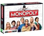 The Big Bang Theory Monopoly Board Game 1