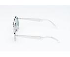 Sydney Crystal Sunglasses - OM Solid Base Green 4