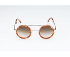 Sydney Vintage Sunglasses - OM Gradient Brown 2