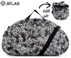 Atlas Foldable Duffle Bag - Leopard 1