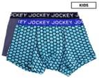 Jockey Boys' Everyday Comfort Trunk 2-Pack - Assorted 1