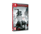 Assassin's Creed III Remastered Nintendo Switch Game 1