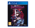 Bloodstained Ritual Of The Night PS4 Game 1