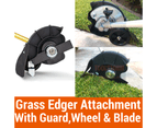 4-STROKE Backpack Chainsaw Hedge Trimmer Grass Edger Brush Cutter WhipperSnipper 6