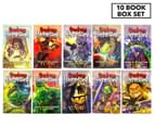 Goosebumps Horrorland 10-Book Set 1