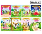 Beginner Reader Rainbow Magic Collection 8-Book Set 1
