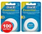 Oral B Essential Floss 50m 1
