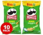 2 x Pringles Minis Sour Cream & Onion 95g 1