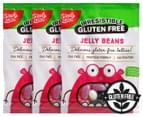 3 x Simply Wize Irresistible Gluten Free Jelly Beans 150g 1