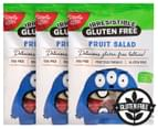 3 x Simply Wize Irresistible Gluten Free Fruit Salad 150g 1