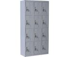 Twelve-Door Office Gym Shed Storage Locker 4