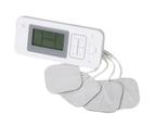 TENS handheld Electronic Pulse Massager Unit - Dual Channels 2