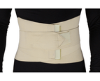 Abdominal Support Wrap with Metal Stays 1