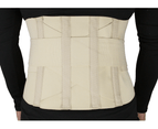 Abdominal Support Wrap with Metal Stays 2