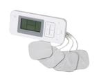 TENS handheld Electronic Pulse Massager Unit - Dual Channels 2