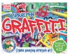 BMS Spray Pen Graffiti Activity Station 1