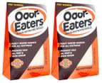 2 x Odor-Eaters Foot Warmers Insole 2pk 1