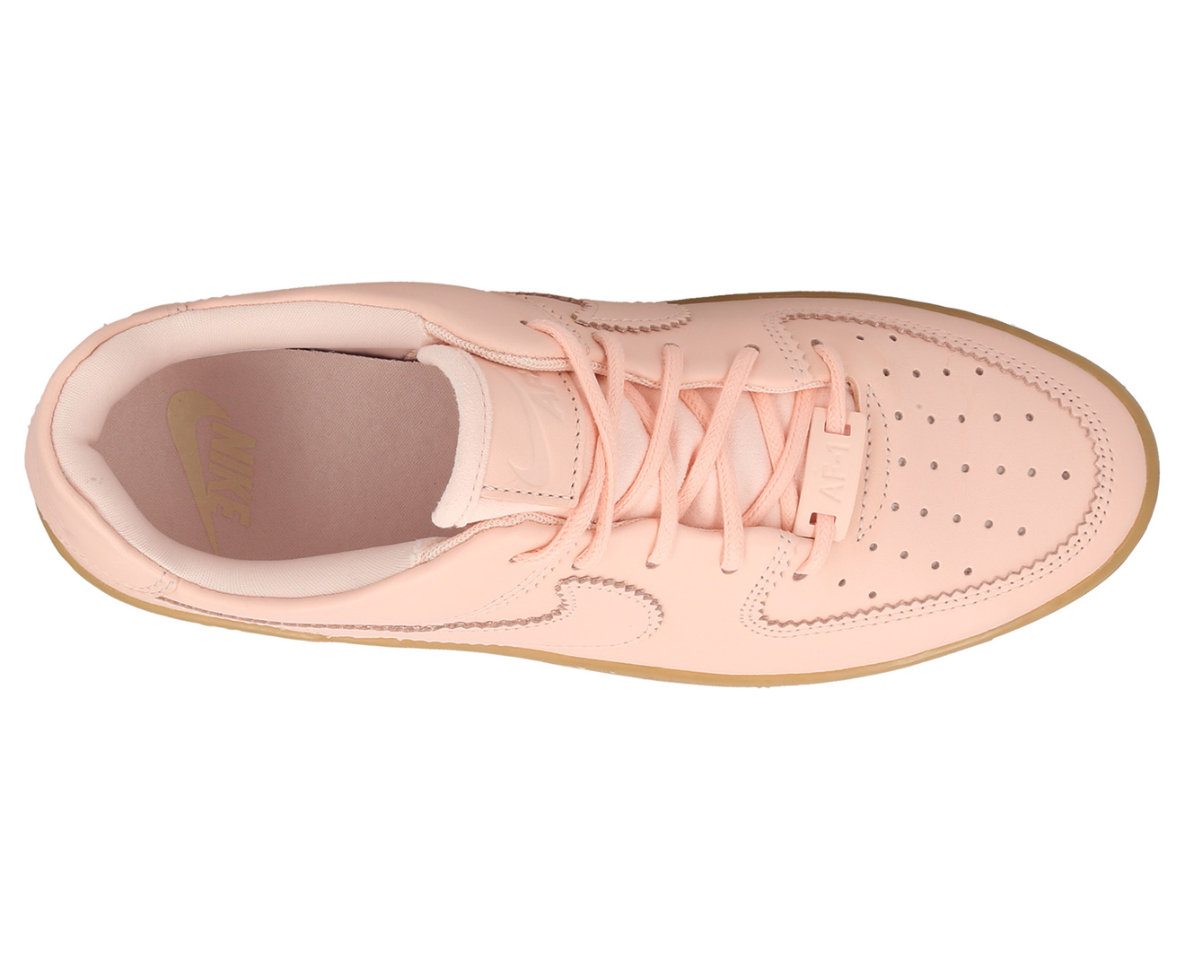 Nike Air Force 1 Sage Low LX Women (washed coralwashed