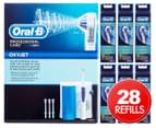 Oral-B OxyJet Irrigator Flosser + 24 x Replacement Jets 1