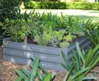 Greenlife Raised Garden Bed - Slate Grey 4