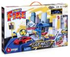 Bburago Street Fire 1:43 Car Wash Playset 1