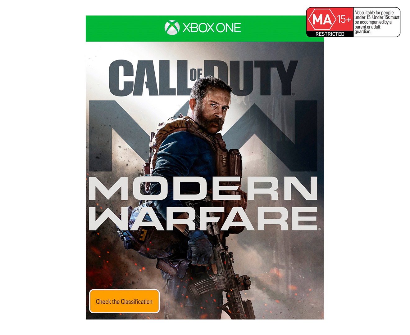 Xbox One Call Of Duty: Modern Warfare Game by Activision