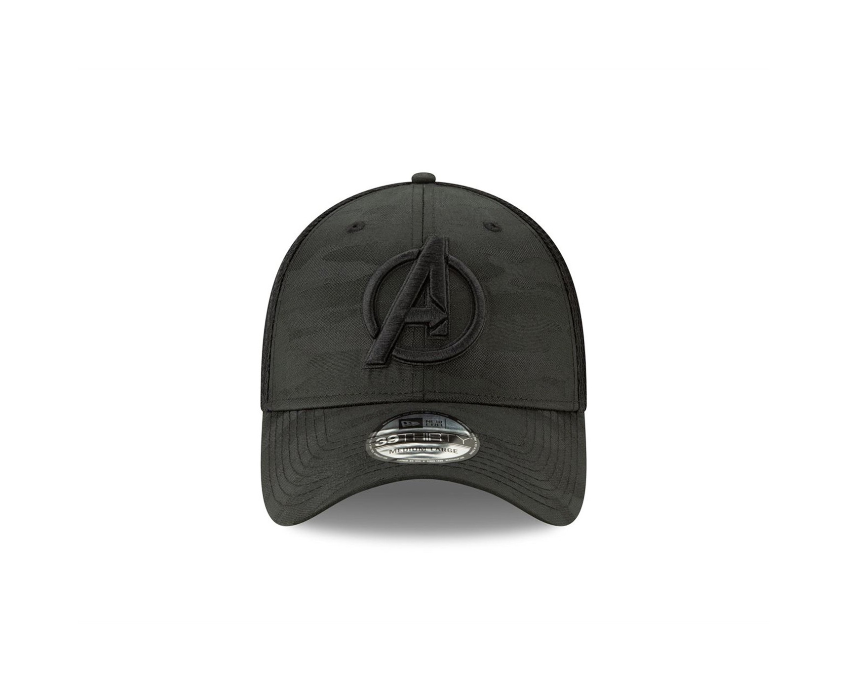 Avengers Symbol Camo New Era 39Thirty Fitted Hat
