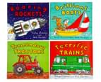 Amazing Machines Children's 10-Book Collection by Tony Mitton & Ant Parker 3