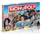 Monopoly One Piece Edition Board Game 1