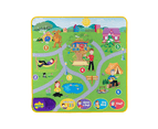 The Wiggles Interactive Playmat 81cm x 81cm 1