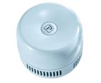 Creative Mini Rechargeable Desktop Vacuum Cleaner Portable USB Keyboard Vacuum Mini Cleaner-Blue 1