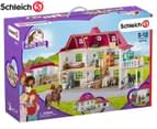 Schleich Large Horse Stable Playset 1
