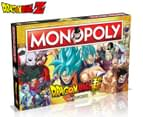 Monopoly Dragon Ball Super Edition 1