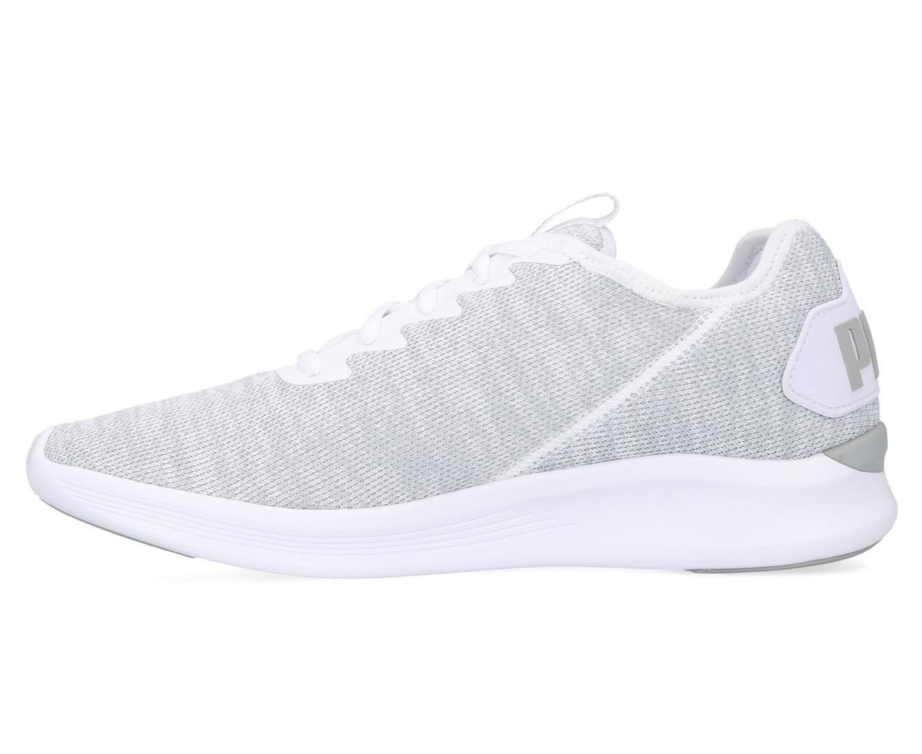 Puma Men's Ballast Running Shoes WhiteQuarry