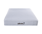 Palermo Contour 20cm Encased Coil Double Mattress CertiPUR-US Certified Foam 2