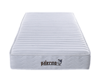 Palermo Contour 20cm Encased Coil King Single Mattress CertiPUR-US Certified Foam 4