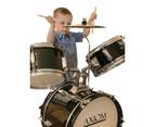 Axiom Childrens Drum Set - Blue 6
