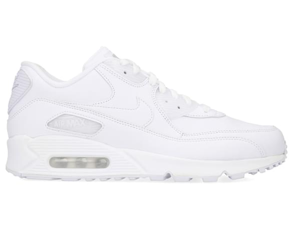Nike Air Max 90 Leather Mens Lifestyle Casual SNEAKERS All