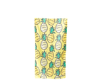 Yellow Pineapple Beach Towel 1