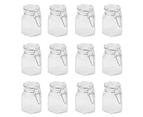 Set of 12 Hexagonal Spice Jars | M&W New 1