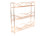 3 Tier Herb & Spice Rack | M&W Rose Gold 4