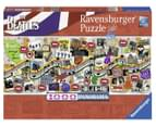 Ravensburger Beatles Through the Years 1000-Piece Panorama Jigsaw Puzzle 2