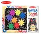 Melissa & Doug Switch & Spin Magnetic Gear Board 1