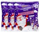 3 x Cadbury Marshmallow Santa Share Pack 175g 1